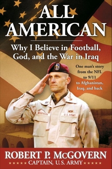 All American: Football, Faith, and Fighting for Freedom, McGovern, Robert