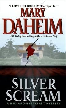 Silver Scream: A Bed-and-Breakfast Mystery, Daheim, Mary