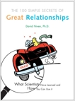 100 Simple Secrets of Great Relationships: What Scientists Have Learned and How You Can Use It, Niven, David