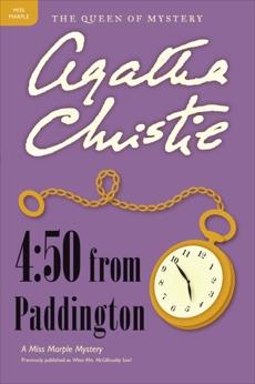 4:50 from Paddington: A Miss Marple Mystery, Christie, Agatha
