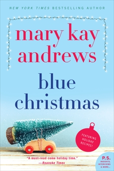 Blue Christmas, Andrews, Mary Kay