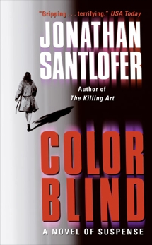 Color Blind, Santlofer, Jonathan