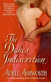 The Duke's Indiscretion, Ashworth, Adele