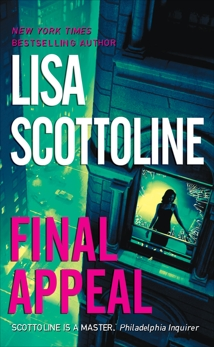Final Appeal, Scottoline, Lisa