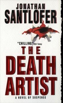 The Death Artist, Santlofer, Jonathan
