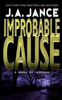 Improbable Cause: A J.P. Beaumont Novel, Jance, J. A.