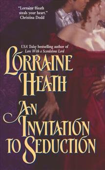 An Invitation to Seduction, Heath, Lorraine
