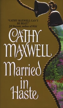 Married in Haste, Maxwell, Cathy