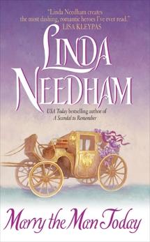 Marry the Man Today, Needham, Linda