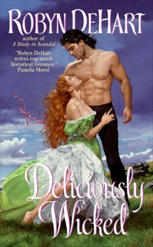 Deliciously Wicked, DeHart, Robyn