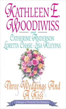 Three Weddings and a Kiss, Kleypas, Lisa & Anderson, Catherine & Chase, Loretta