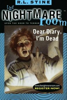 The Nightmare Room #5: Dear Diary, I'm Dead, Stine, R.L.