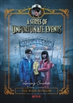 A Series of Unfortunate Events #3: The Wide Window, Snicket, Lemony