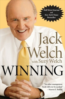 Winning: The Ultimate Business How-To Book, Welch, Jack & Welch, Suzy
