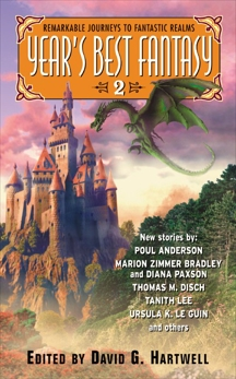 Year's Best Fantasy 2, Cramer, Kathryn & Hartwell, David G. & Hartwell, David G.