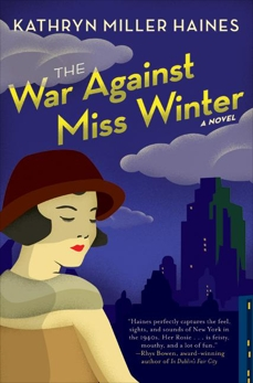 The War Against Miss Winter, Haines, Kathryn Miller