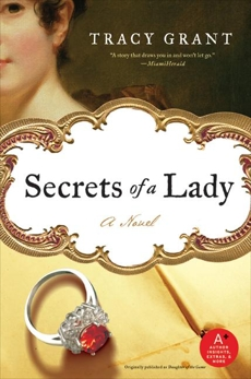 Secrets of a Lady, Grant, Tracy