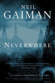 Neverwhere: A Novel, Gaiman, Neil