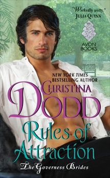 Rules of Attraction: Governess Brides #4, Dodd, Christina