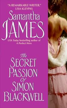 The Secret Passion of Simon Blackwell, James, Samantha