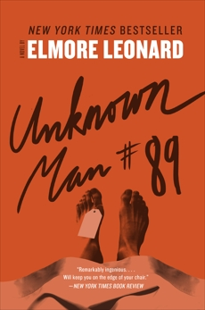 Unknown Man #89: A Novel, Leonard, Elmore