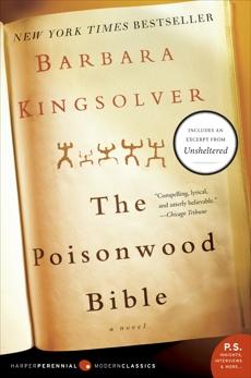 The Poisonwood Bible: A Novel, Kingsolver, Barbara