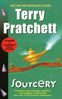 Sourcery: A Novel of Discworld, Pratchett, Terry