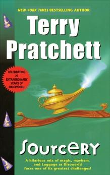 Sourcery: A Novel of Discworld, Pratchett, Terry