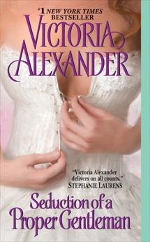 Seduction of a Proper Gentleman, Alexander, Victoria