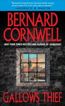 Gallows Thief: A Novel, Cornwell, Bernard