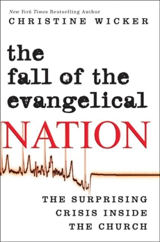 The Fall of the Evangelical Nation: The Surprising Crisis Inside the Church, Wicker, Christine