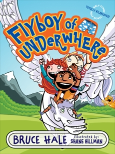 Flyboy of Underwhere, Hale, Bruce