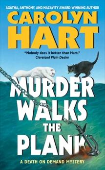 Murder Walks the Plank: A Death on Demand Mystery, Hart, Carolyn
