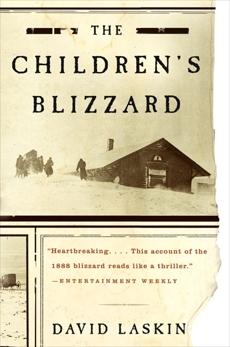 The Children's Blizzard, Laskin, David