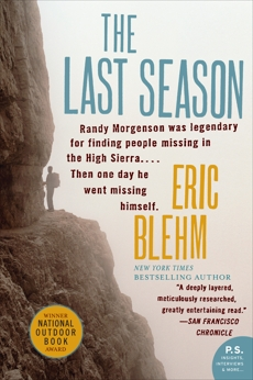 The Last Season, Blehm, Eric