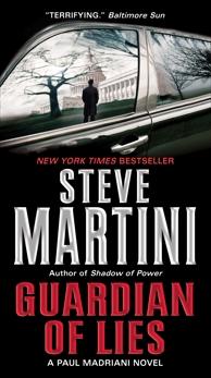 Guardian of Lies: A Paul Madriani Novel, Martini, Steve