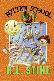 Rotten School #14: Night of the Creepy Things, Stine, R.L.