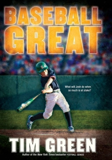 Baseball Great, Green, Tim