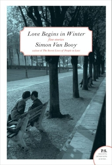 The City of Windy Trees, Van Booy, Simon