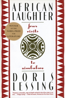 African Laughter: Four Visits to Zimbabwe, Lessing, Doris