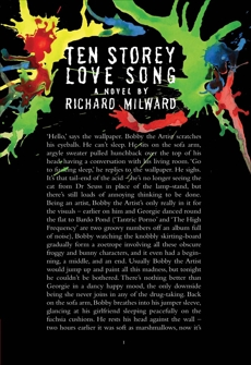 Ten Storey Love Song: A Novel, Milward, Richard