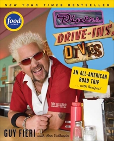 Diners, Drive-ins and Dives: An All-American Road Trip . . . with Recipes!, Fieri, Guy & Volkwein, Ann