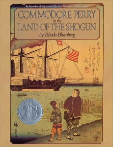 Commodore Perry in the Land of the Shogun, Blumberg, Rhoda