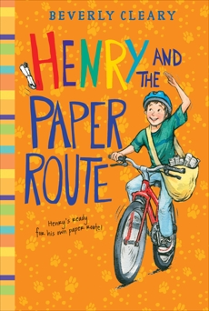 Henry and the Paper Route, Cleary, Beverly