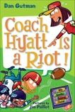 My Weird School Daze #4: Coach Hyatt Is a Riot!, Gutman, Dan