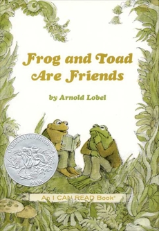 Frog and Toad Are Friends, Lobel, Arnold