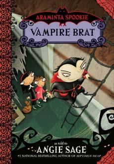 Araminta Spookie 4: Vampire Brat, Sage, Angie