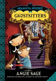 Araminta Spookie 5: Ghostsitters, Sage, Angie