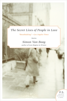 As Much Below as Up Above: A short story from The Secret Lives of People in Love, Van Booy, Simon