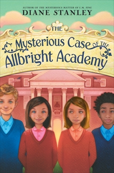 The Mysterious Case of the Allbright Academy, Stanley, Diane